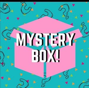 $40 Unlisted Clothing Mystery Box